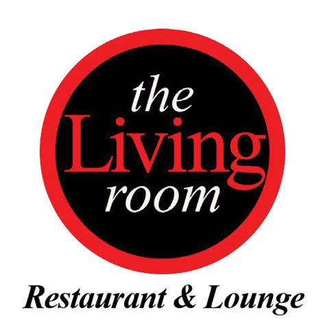 the living room logo the living room on