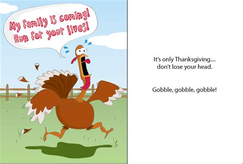printable thanksgiving cards funny funny thanksgiving greeting cards wblqual com
