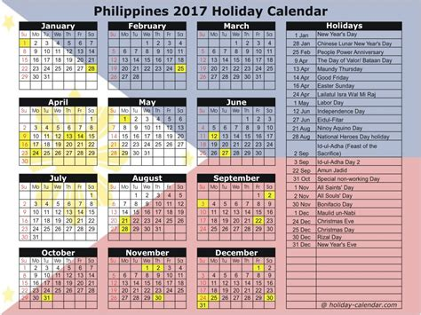 Calendar Printable 2018 Philippines June 2018 Calendar With Holidays Philippines Printable