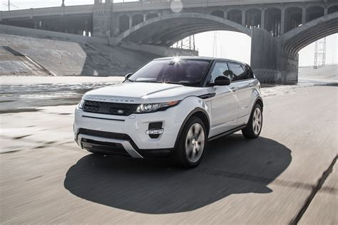 land rover evoque 2015 2015 land rover range rover evoque first test motor trend
