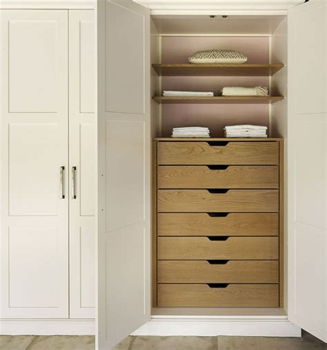 would a wardrobe with those drawers for the home