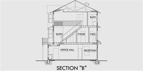 mediterranean duplex house plans duplex house plans sections elevations
