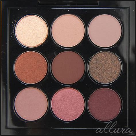 On Salepallet Ombre Shadow Sephora mac burgundy times nine palette review photos swatches