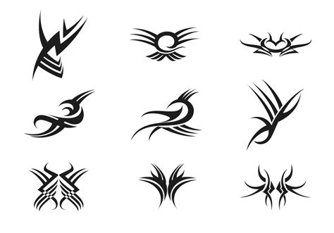free tribal tattoos tribal design free vector tattoos t tribal
