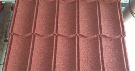 Baut Multiroof genteng metal multi roof si mantap tatalogam lestari