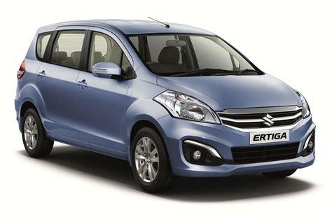 Maruti Suzuki Ertiga Features And Specification Maruti Ertiga Hybrid With Shvs Features Specifications