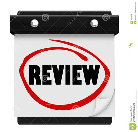 day review review word wall calendar date day reminder evaluation