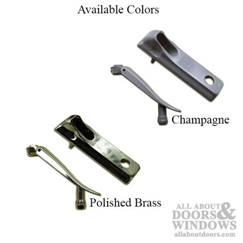 Pella Door Replacement Parts by Cover W Folding Handle Right Pella 2000 Current