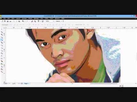 tutorial menggambar vektor tutorial menggambar vektor dengan corel draw youtube