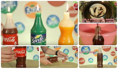 come si fa una candela come fare candela coca cola fanta e sprite tutorial