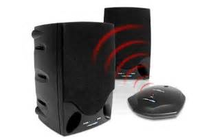 wireless outdoor speakers ubergizmo