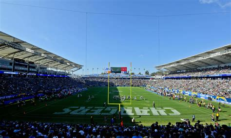 san diego chargers attendance the chargers had pathetic attendance again at stubhub