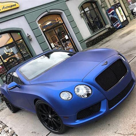 matte blue bentley 30 best a bentley continental gt images on pinterest