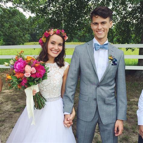 josh and rebecca west monroe la duck dynasty john luke robertson marries mary kate
