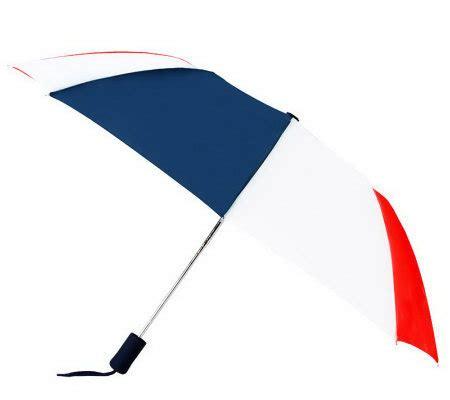 logo patio umbrellas best price rainkist automatic open umbrella page 1 qvc