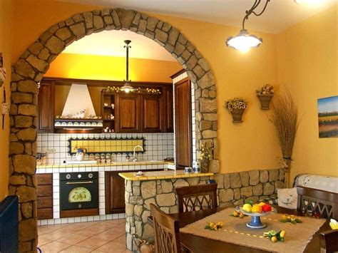 cucine in muratura moderne foto immagini cucine in muratura