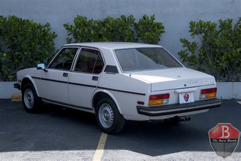 Alfa Romeo Sedan by 1979 Alfa Romeo Sport Sedan The Barn Miami