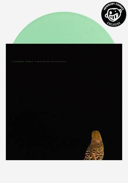 andrew bird armchair apocrypha andrew bird armchair apocrypha exclusive lp newbury comics
