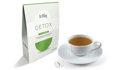 Dr Ming Tea Detox by Dr Ming 100 Slimming Detox Tea 20 Or 40 Day