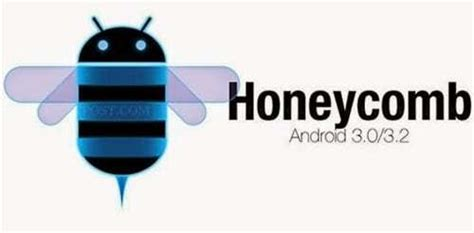 honeycomb android list of all android version new with name and photos