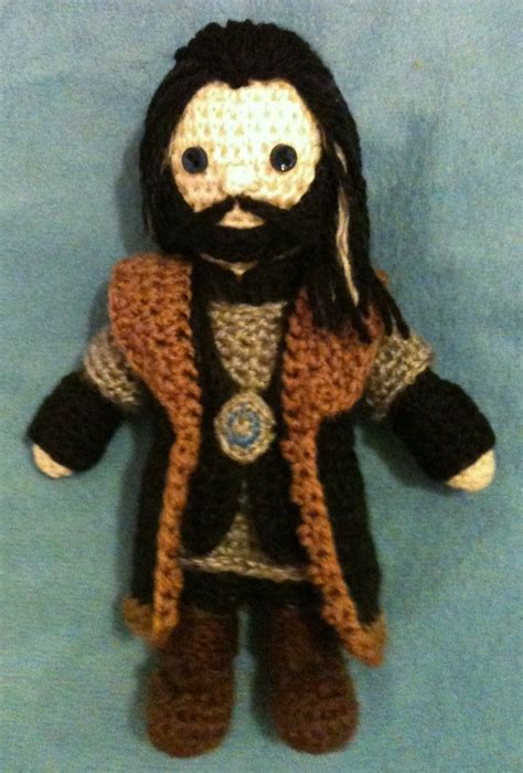 amigurumi ring pattern 39 best middle earth crochet images on pinterest crochet