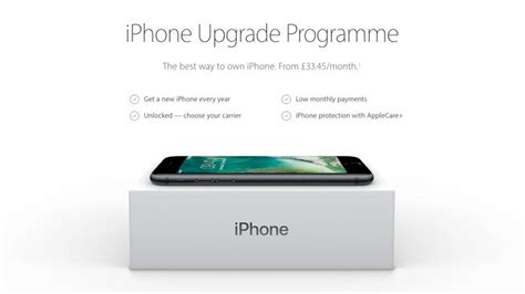 what is the iphone upgrade program how to join the iphone upgrade program macworld uk