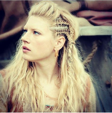 how to do hair like lagatha lothbrok 194 best images about vikings on history on pinterest