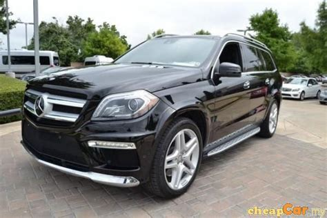 Mercedes Suv For Sale by Suv For Sale Mercedes Gl 550 4matic 2014 Balik Pulau
