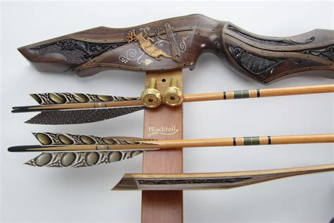 Handcrafted Longbows - custom bow order deposit blacktail bow company llc
