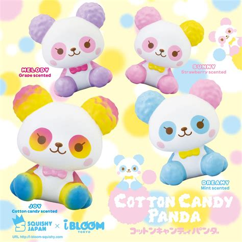 Pastry Squishy Creamiicandy Punimaru Ibloom Cutie Creative squishy japan worldwide shipping squishy shop ibloom