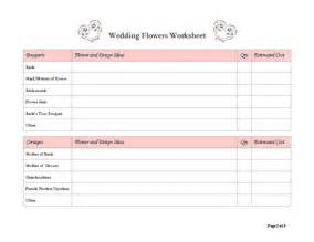 Free printable wedding planner templates best business template