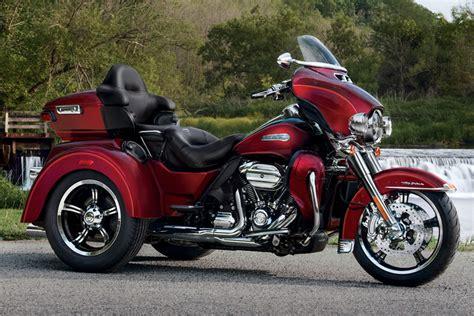 Harley Davidson Trike Prices by Harley Davidson 2017 Tri Glide Ultra Price Specs Review