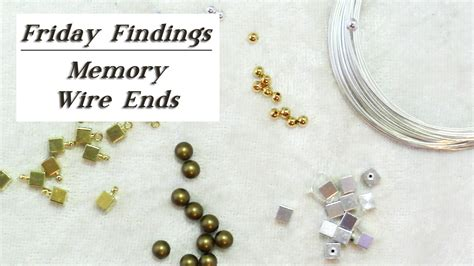 memory wire end what is a bead end keepsake crafts