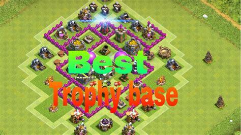 best th6 base 2016 best th6 trophy base war base 2016 speed build youtube