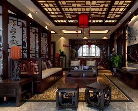 chinese living room 25 elegant ceiling designs for living room home and