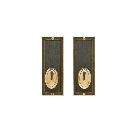 Interior Door Hardware Sets Designer Textures Passage Set 3 Quot X 8 Quot Passage Latch E110 Rocky Mountain Hardware