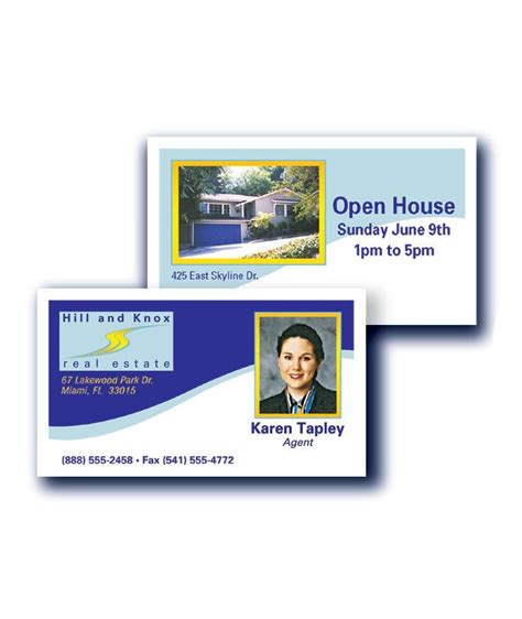 Avery Business Card Product Number