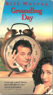 groundhog day time loop schuster at the groundhog day 1993