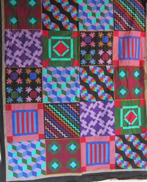 Fabric Panel Quilt Patterns by Black Cheater Panel Squares Craft Fabric Various