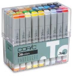 copic original marker sets blick art materials