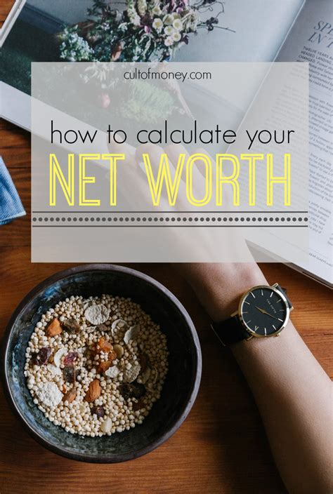 Find Net Worth How To Calculate Your Net Worth Cult Of Money