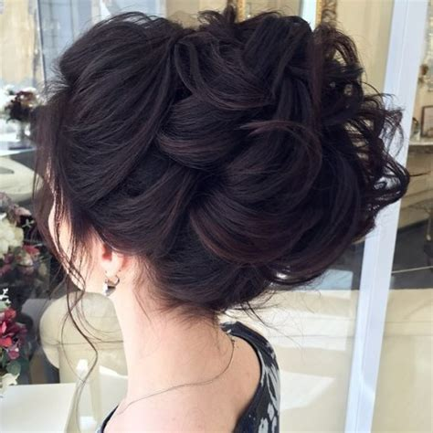 Wedding Hair For 40 by 40 Chic Wedding Hair Updos For Brides