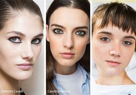 spring summer 2018 hair and makeup trends cosmopolitan spring summer 2018 makeup trends glowsly