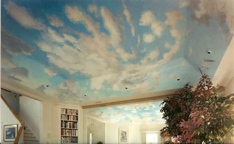 Murals Ceiling by Bonnie Siracusa Murals