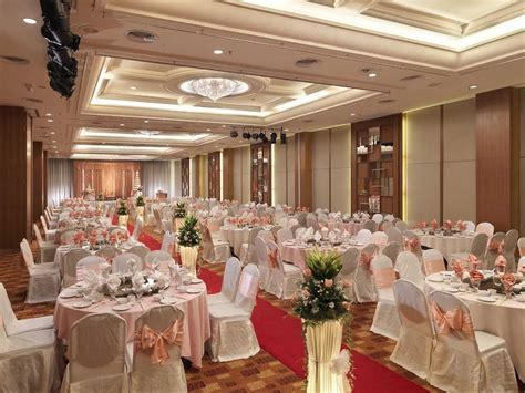 Wedding Banquets at Cititel Penang