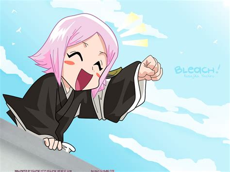 Bleach Anime Yachiru Yachiru Bleach Anime Wallpaper 6906140 Fanpop