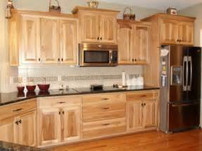Discount Hickory Kitchen Cabinets Hickory Cabinets On