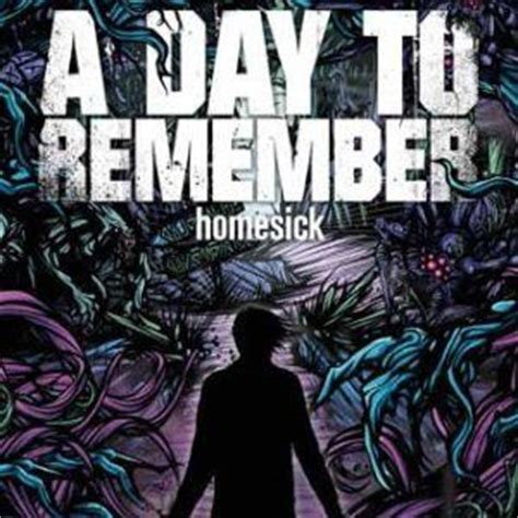 homesick adtr all your musics a day to remember homesick