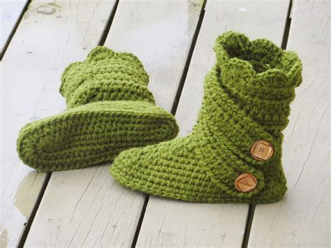 slipper pattern crochet crochet dreamz s slipper boots crochet pattern