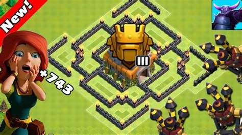 best clash of clans defence 7 hd image best clash of clans defence 7 hd image